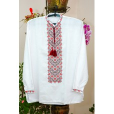 "Embroidered shirt ""Slavic Traditions"""