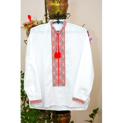 "Embroidered shirt ""Special Design"""