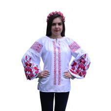 "Embroidered blouse ""Luxury Malves"""