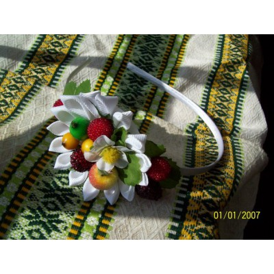 "Hair band ""Tropical"""