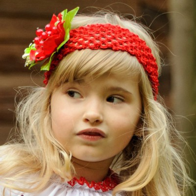 "Ukrainian Headdress ""Ukrainian Girl"""