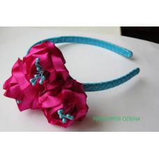 "Hair band ""Magic Flower"""