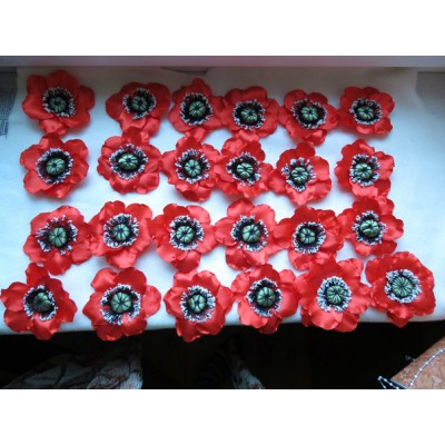 "Hairclip ""Poppy small"""