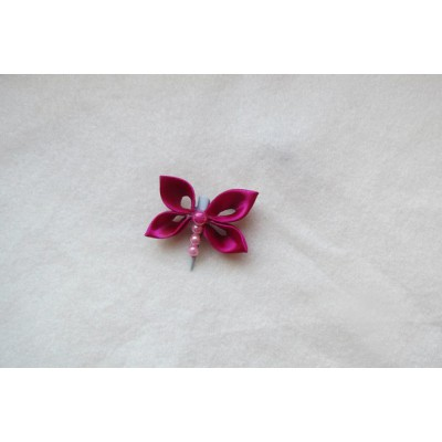 "Hairclip (pair) ""Butterfly"""