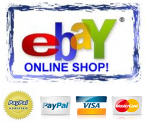 eBay on-line shop is here