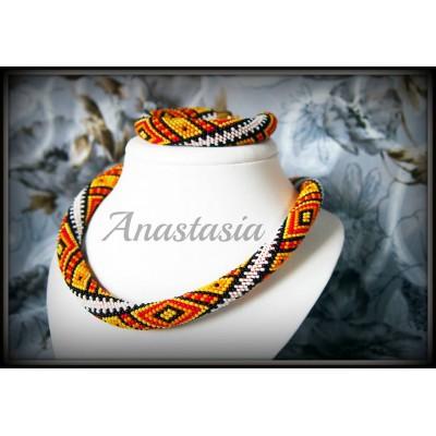 "Bracelet ""Patriotic #6"""