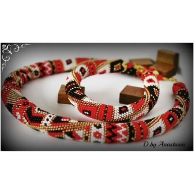 "Bracelet ""Patriotic #10"""