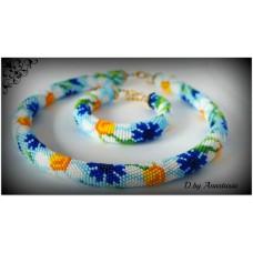 "Bracelet ""Patriotic #12"""