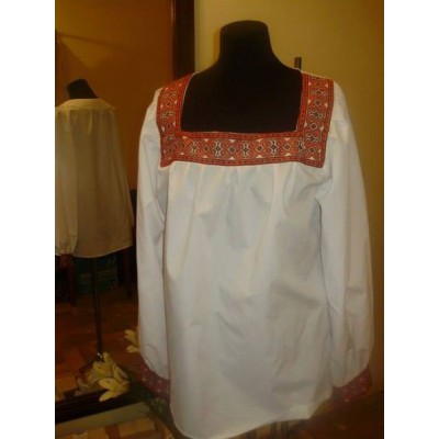 EXCLUSIVE! Handmade shirt for woman, L size