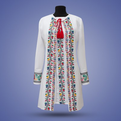 "Embroidered costume ""Verkhovyna"""