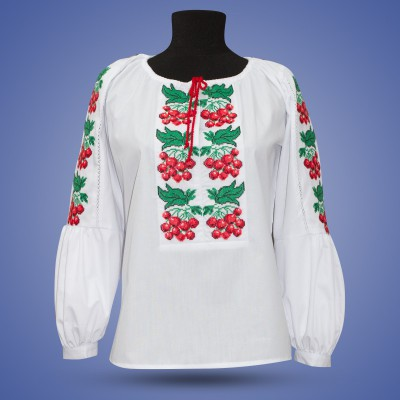 "Embroidered blouse for girl ""Khrystynka"""