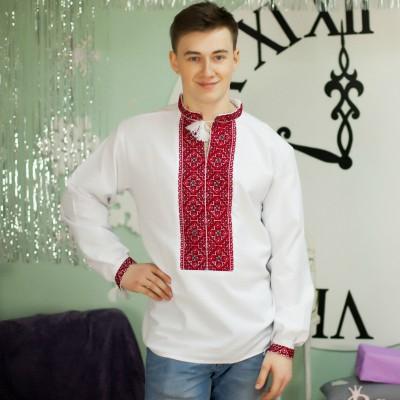 """Embroidered shirt """"Treasure of Slavs"""""""