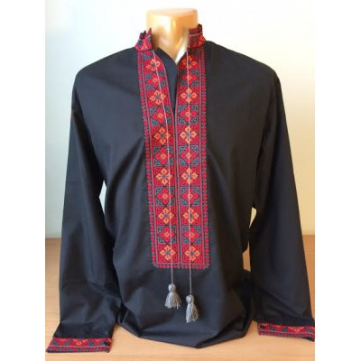 "Embroidered shirt ""Olvia Design"""