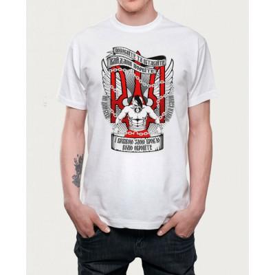 Printed Patriotic Men's T-shirt 36 Models