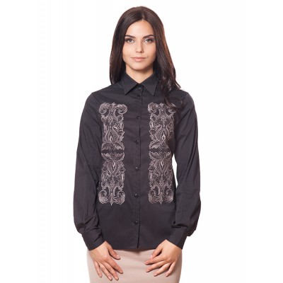 "Embroidered blouse ""Fantasy"""