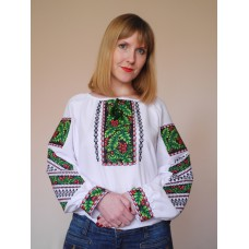 "Embroidered blouse ""Rich Lady 2"""
