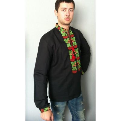 "Embroidered shirt ""Oak&Kalina"""