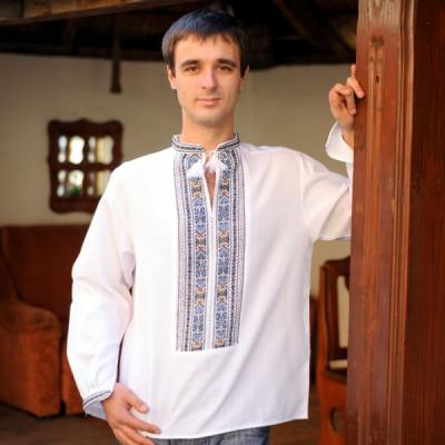 "Embroidered shirt ""Myroslav"""