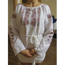 "Embroidered  blouse ""Autumn Berries"""