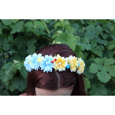 "Ukrainian Wreath ""Ukraine Hairband"""