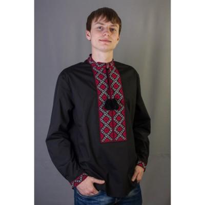 "Embroidered shirt ""Royal Batiste"""