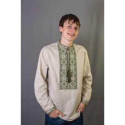 """Embroidered shirt """"Modern Ukrainian"""""""