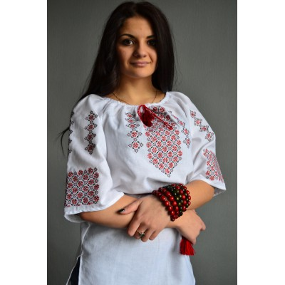 "Embroidered  blouse ""Wonderful Beauty"""
