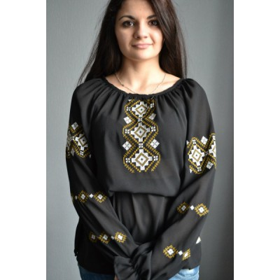 "Embroidered  blouse ""Ukrainian Beauty 2"""