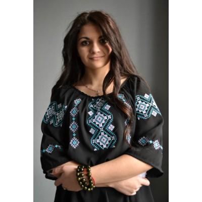 "Embroidered  blouse ""Ukrainian Beauty 3"""