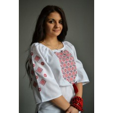 "Embroidered  blouse ""Exclusive Beauty"""