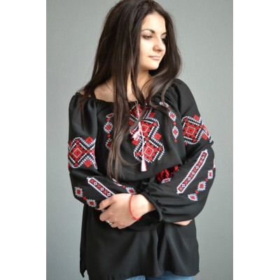 "Embroidered  blouse ""Ukrainian Beauty 4"""