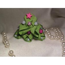 "Hair Crown ""Christmas Tree"""