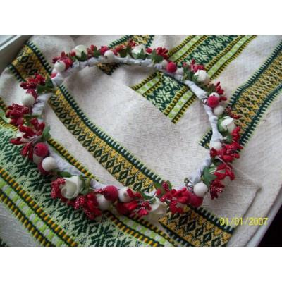 "Ukrainian Wreath ""Berries Circle"""