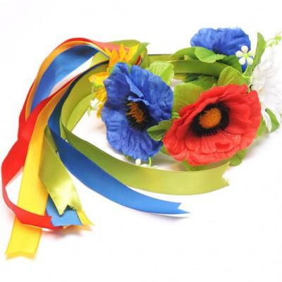"Ukrainian Wreath ""Bouquet"""