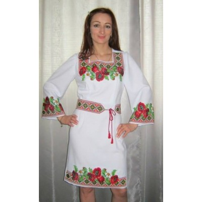 """Beads Embroidered Dress """"Stunning Beauty"""""""