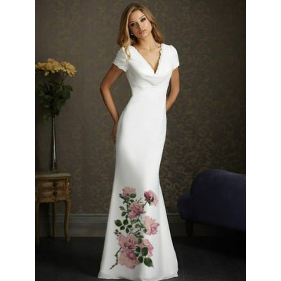 """Beads Embroidered Dress """"Royalty 1"""""""