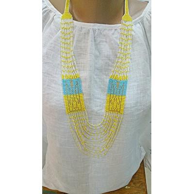 """Necklace """"Gerdan #4"""""""
