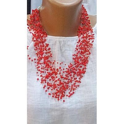 """Necklace """"Gerdan #3"""""""