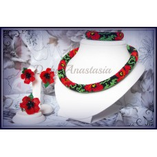 "Bracelet ""Patriotic #7"""
