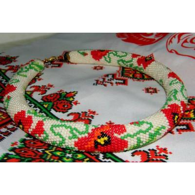 """Necklace """"Patriotic #9"""""""