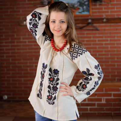 "Embroidered blouse ""Kyivan Rus"""
