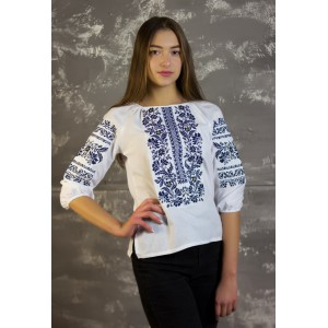 "Embroidered tunic ""Sokal Motives"""