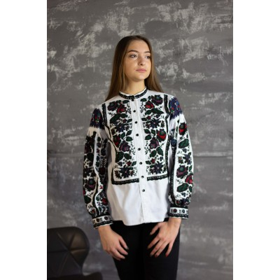 "Embroidered blouse ""Handmade Borshchiv"""