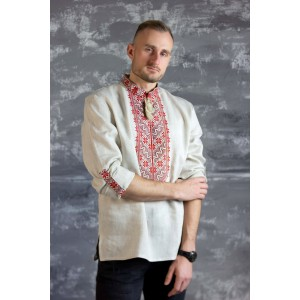 "Embroidered shirt ""Modern Embroidery"""