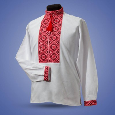 "Embroidered shirt ""Ukrainian Power 1"""