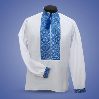 "Embroidered shirt ""Ukrainian Power 3"""