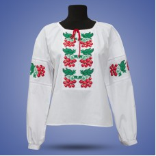 "Embroidered blouse for girl ""Khrystynka 2"""