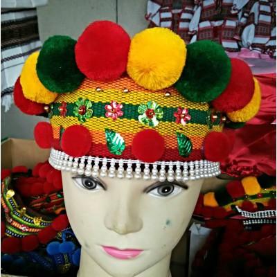 "Ukrainian Chiltse ""Gutsulochka Colourful"""