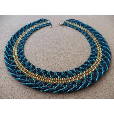 """Necklace """"Gerdan #12"""""""