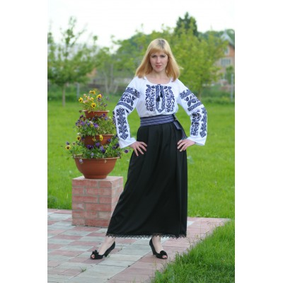 Look 7 (Blouse + Skirt + Krayka)